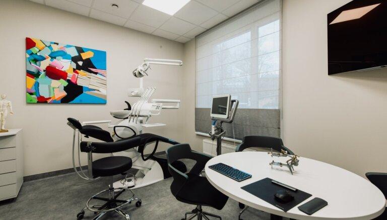'Concordia zobārstniecība' iegulda 210 000 eiro, paplašinot darbību