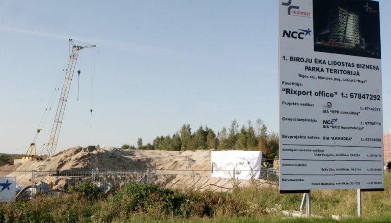 Par lidostas teritorijā neīstenoto biznesa parku no Latvijas vēlas piedzīt 65 miljonus eiro
