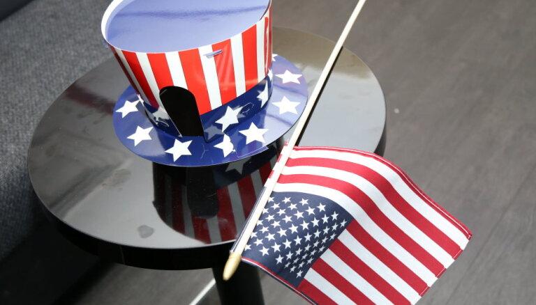 Посольство США подарило Латвии тесты на Covid-19 и лабораторное оборудование стоимостью $200 000