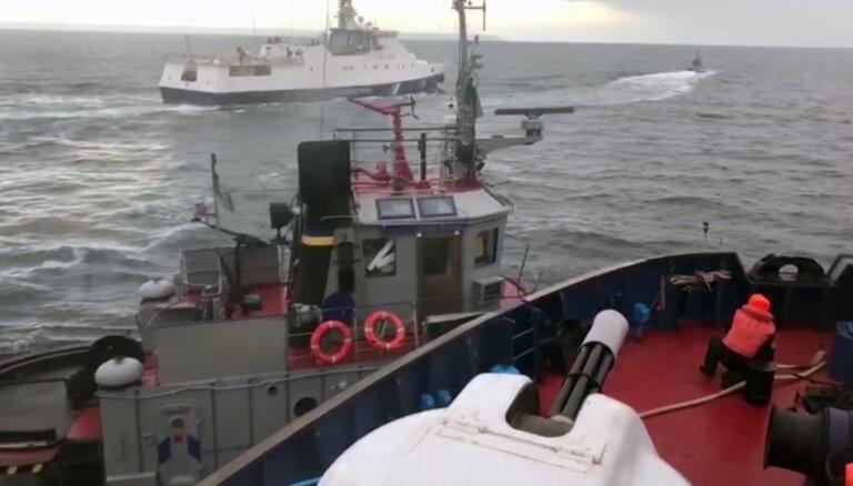 Московский суд продлил арест украинских моряков, задержанных в Керченском проливе