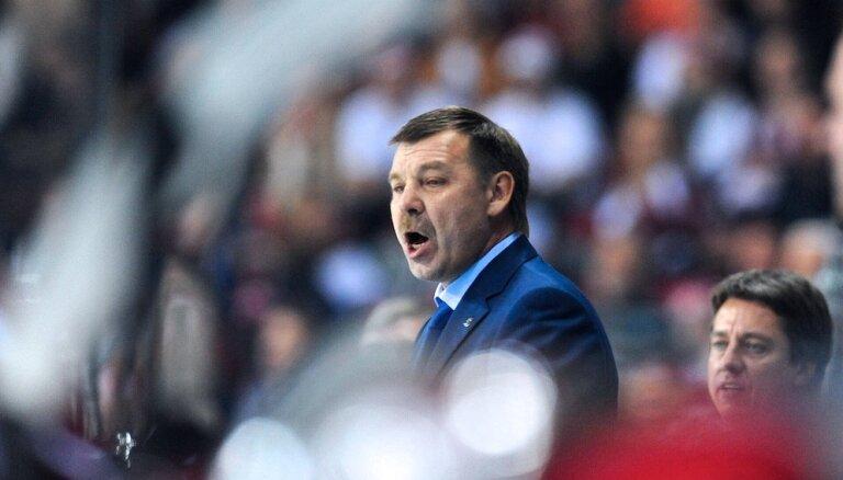 Maskavas 'Dinamo' galvenā trenera amatā varētu atgriezties Znaroks
