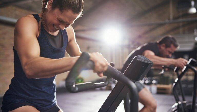 Septiņas pazīmes, ka esi atkarīgs no sporta, un tests pašdiagnostikai