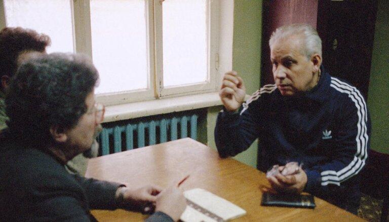 Умер последний председатель Верховного Совета СССР Анатолий Лукьянов