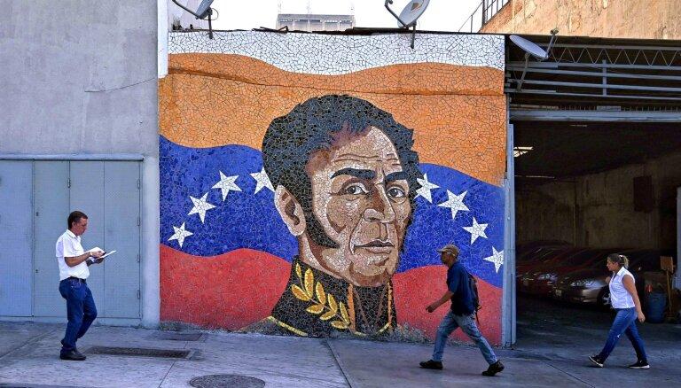 Venecuēlas valdība ar opozīciju runās Norvēģijā, vēsta parlamentārieši