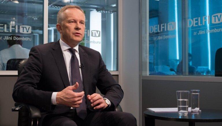 Rimšēvičam dotas tiesības iecelt savu aizstājēju ECB padomes locekļa amatā
