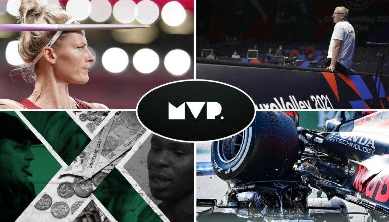 'MVP': Ragana pie izlases stūres, krīze šķēpmešanā un 'MVPersonība' Raivis Pelšs