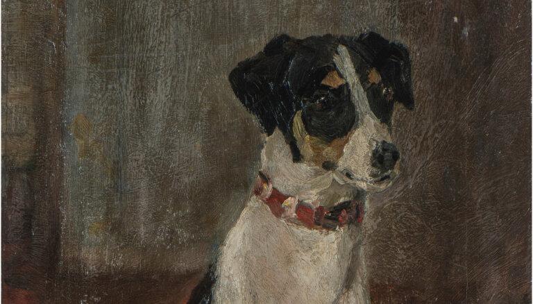 Mākslas muzejā būs apskatāma izstāde bērniem par dzīvnieku attēlojumu mākslā