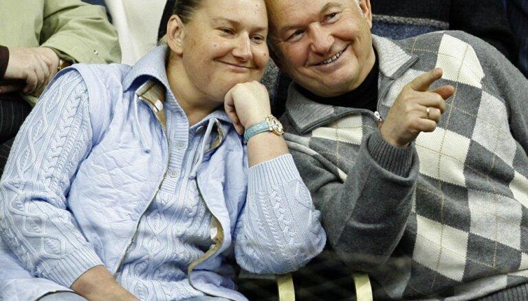 Лужков прокомментировал лидерство жены в рейтинге богатейших женщин
