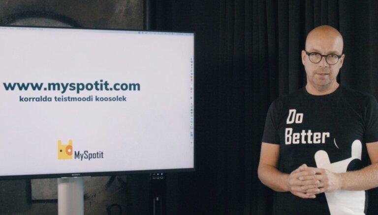 'MySpotit' Latvijā ievieš jaunu pakalpojumu krīzes skartajiem profesionāļiem