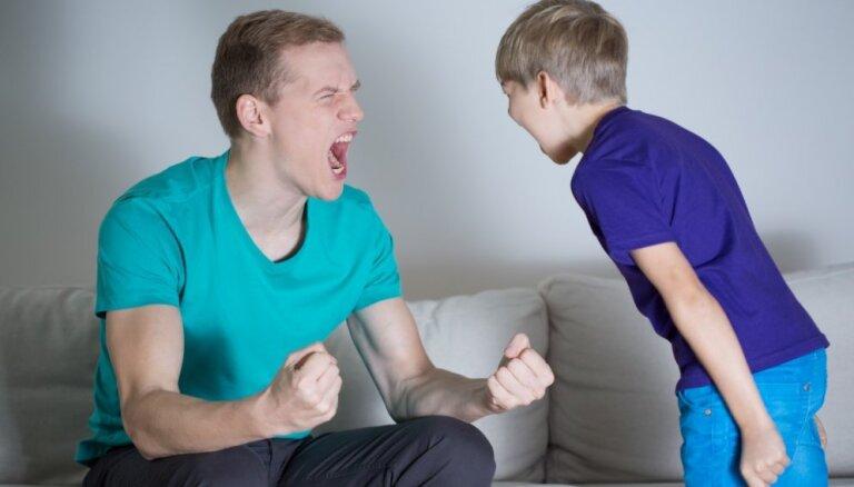 Ja mājās karš: kā izmainīt komunicēšanas stilu ar bērniem