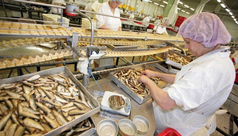 Министр: из-за российского запрета рыбная отрасль потеряет до 200 млн. евро