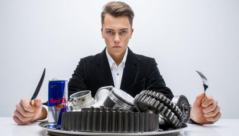 Rallists Mārtiņš Sesks kļūst par ceturto 'Red Bull' atbalstīto Latvijas sportistu