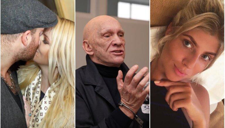 Nedēļas trakumi: Jūlijs Krūmiņš maskā, Kiviča koncerts, Māras Katarskas stāsts