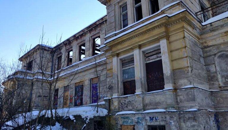 Латвийский университет собирается пустить с молотка виллу основателя Rīgas Audums