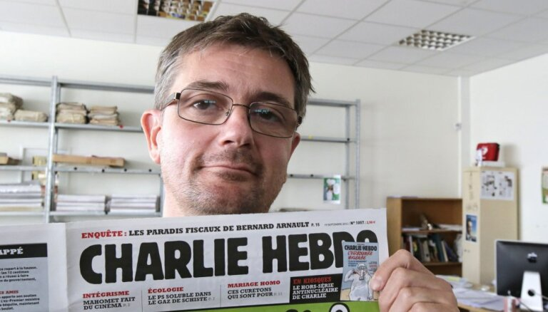 Книга редактора Charlie Hebdo об исламе вышла посмертно