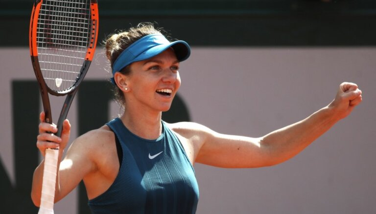 WTA ranga līderes balvu nosauc Krisas Evertas vārdā, pirmā laureāte — Halepa