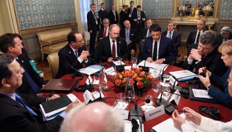 Россия подтвердила участие в берлинской встрече по Украине
