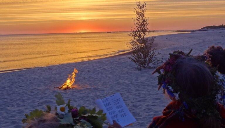 Brīvdabas muzejs aicina sagaidīt vasaras saulgriežus pie jūras