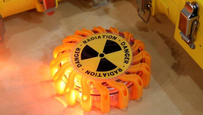 Pēc Severodvinskas incidenta Norvēģijā fiksē radioaktīvo jodu