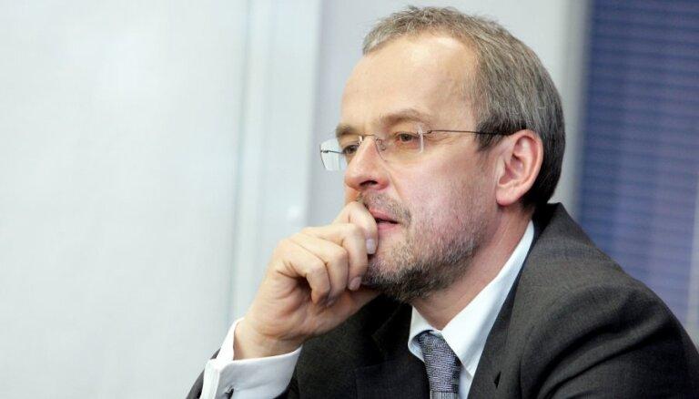 Zīle: Barrozu izteikums par ES valstu federāciju kaitējis Eiropas tēlam