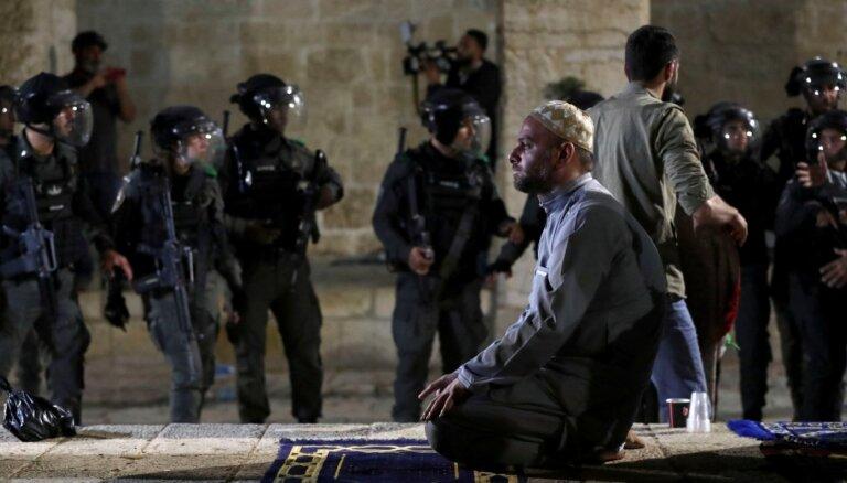 Израиль нанес удары по объектам ХАМАС в ответ на обстрелы из Сектора Газа