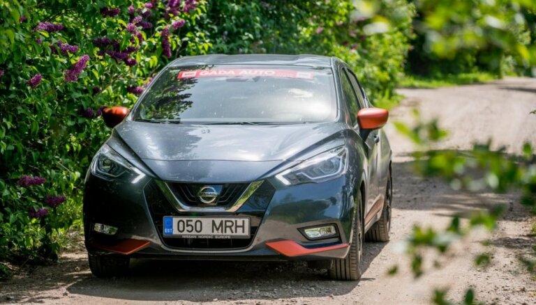Izdots jaunais 'Latvijas Gada auto' žurnāls ar 20 auto testiem – ieskats 'Nissan Micra' apskatā