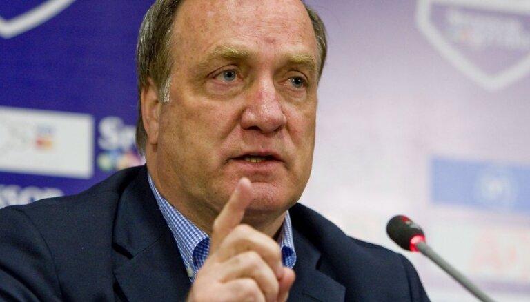 Адвокат покинет сборную России после ЕВРО-2012