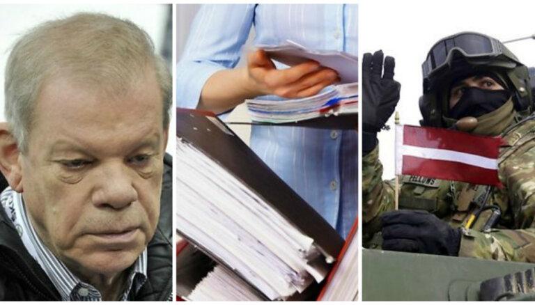 """31 марта. Откровения Липмана, """"работа мечты"""" латвийцев, армия Латвии в спецбатальоне НАТО"""
