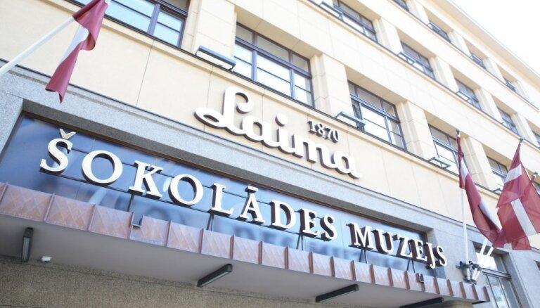 Laima перенесет производство в Адажи, в Риге останутся офисы и Музей шоколада