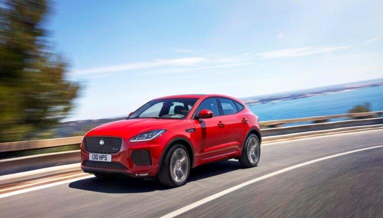 'Jaguar' 'E-Pace' – jaunais kompaktais krosovers ir klāt