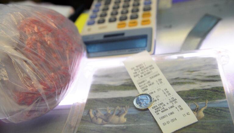 Опрос: 46% латвийцев стали подавать чеки, надеясь выиграть в чековую лотерею