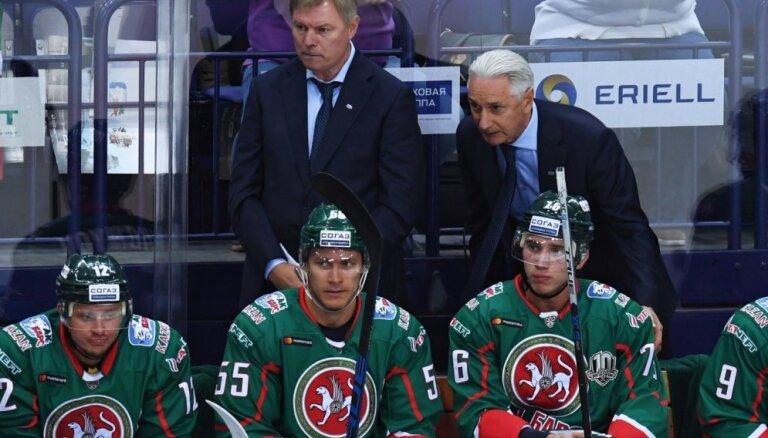 'Ak Bars' pārņem vadību KHL Austrumu konferencē