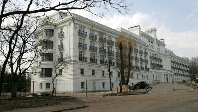 """Арабские """"приватизаторы"""" бросили известный на весь СССР юрмальский санаторий"""