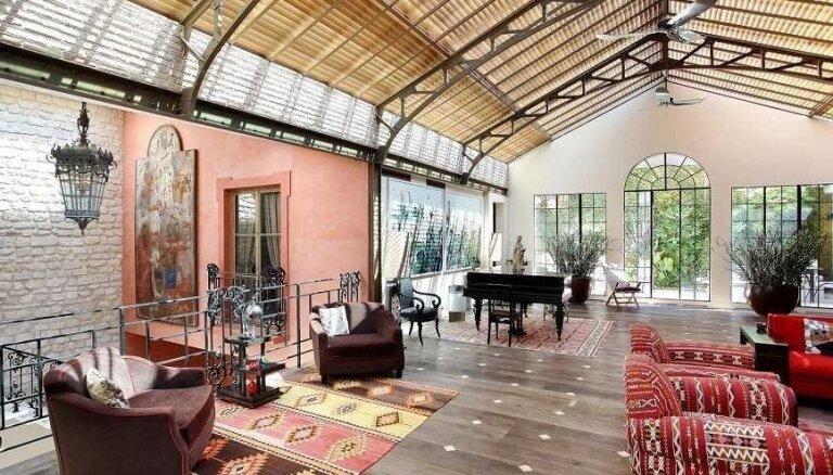 Построенная Густавом Эйфелем парижская фабрика превратилась в прекрасный особняк
