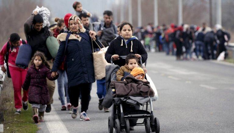 Кучинскиc: Латвия только частично готова с потоку беженцев