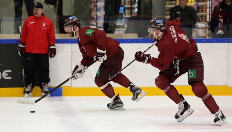 Indrašis, Daugaviņš, Dārziņš un Bārtulis piedalīsies jauno hokeja vārtsargu nometnē Jelgavā