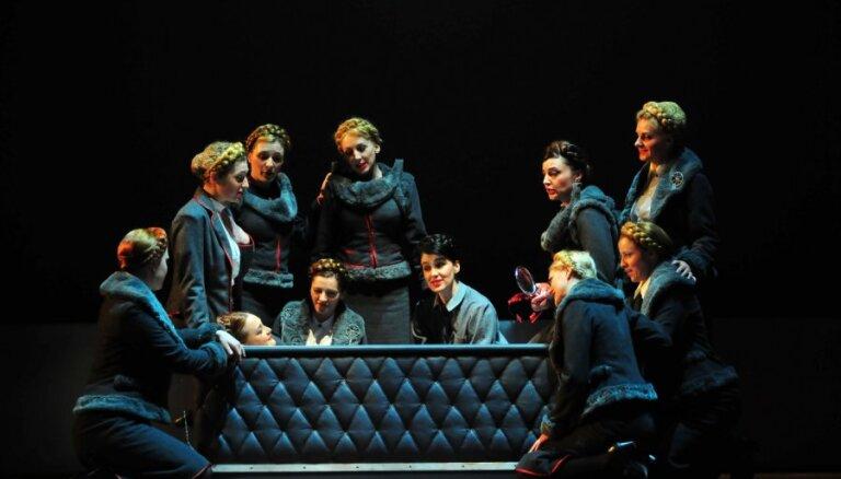 Pēdējo reizi varēs noskatīties Čaikovska operas 'Mazepa' iestudējumu