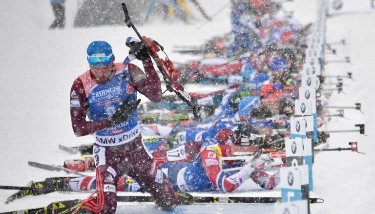 Бе выиграл вторую гонку подряд, Расторгуев — в третьем десятке