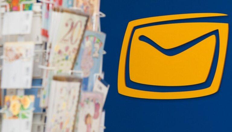Izvēlēti pērn labākie pastnieki un pasta nodaļu operatori