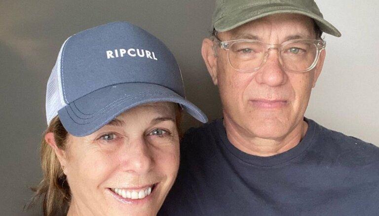 ФОТО: Зараженный коронавирусом Том Хэнкс передает всем привет