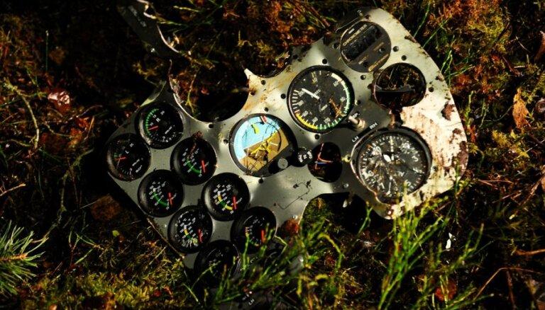 Bukultu avārijas izmeklēšanas versija: pilots mācījies lidot ar vienu izslēgtu dzinēju