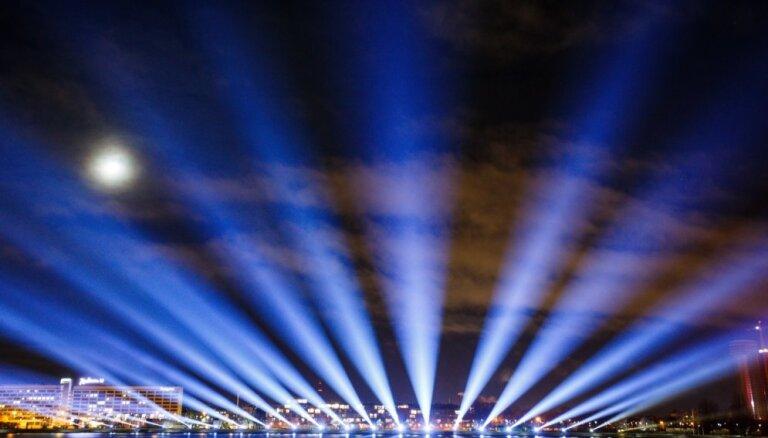 Balsojumā noskaidrots skaistākais 'Staro Rīga 2015' objekts