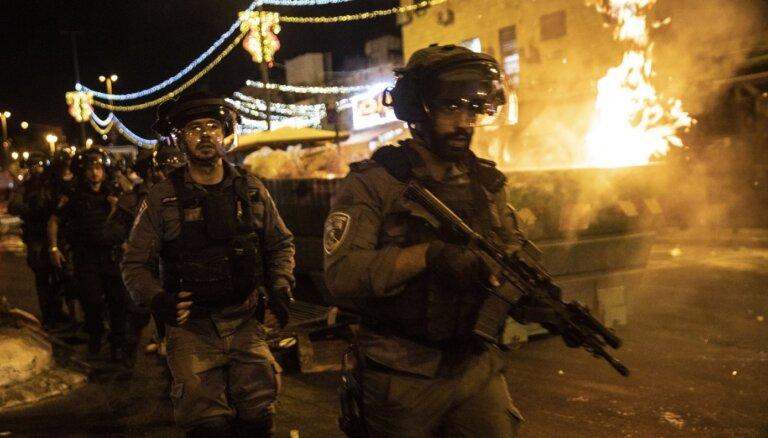 Война внутри. Почему арабы и евреи в Израиле нападают друг на друга