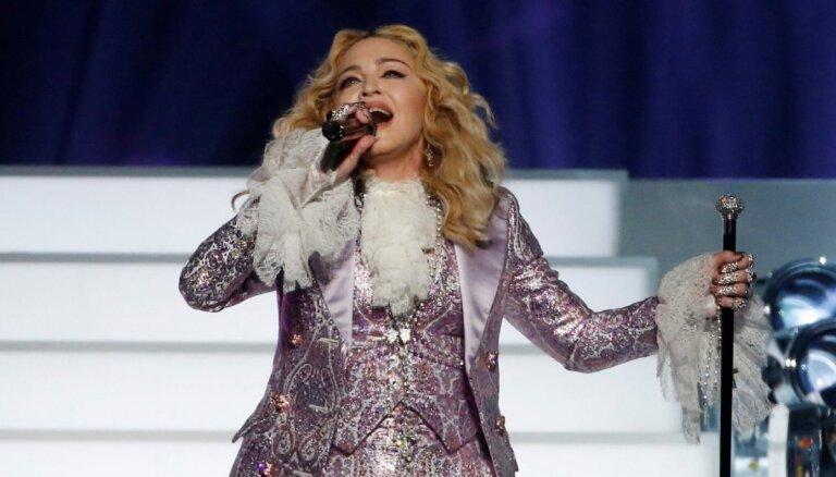 Oficiāli apstiprināts – Madonna sestdien uzstāsies 'Eirovīzijas' finālā