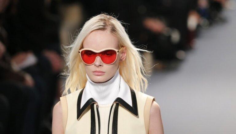 Парижская неделя моды: LV от Гескьера — новые 70-е