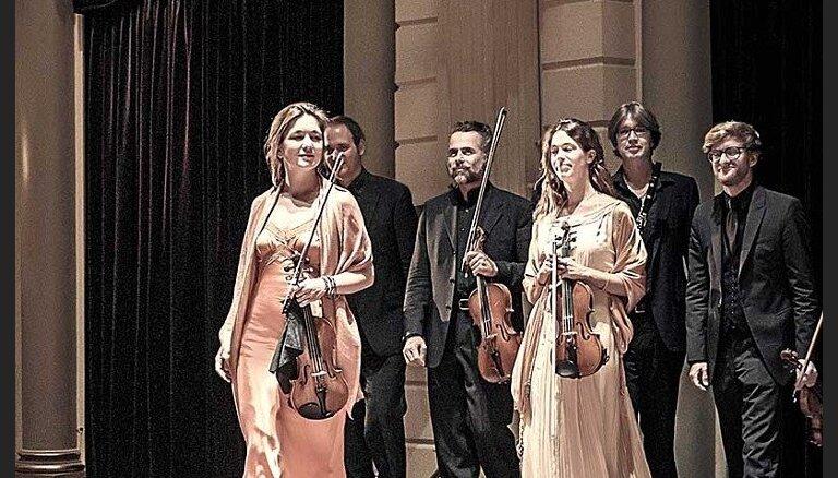 Latvijā pirmoreiz uzstāsies Karaliskā 'Concertgebouw' kameransamblis 'Camerata RCO'