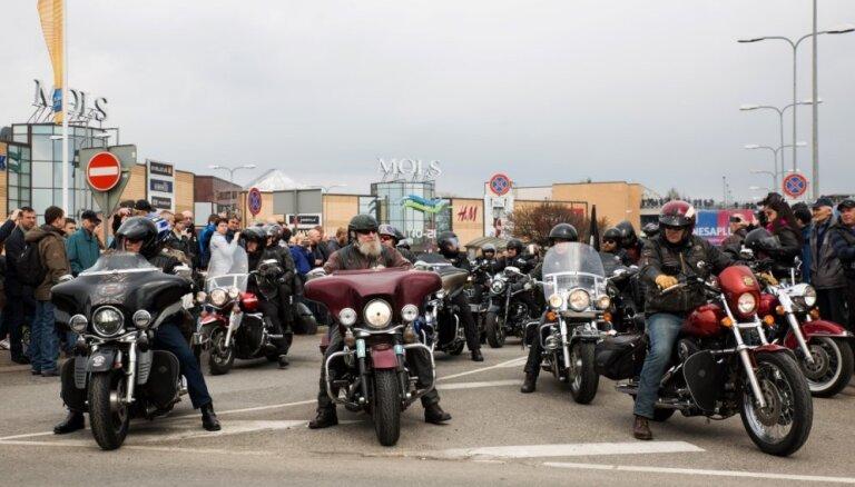 27. aprīlī Rīgā notiks motosezonas atklāšana