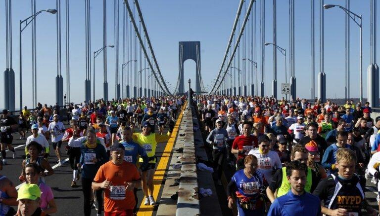 Pasaules lielāko maratonu sērijas rīkotāji izveidojuši jaunu antidopinga programmu