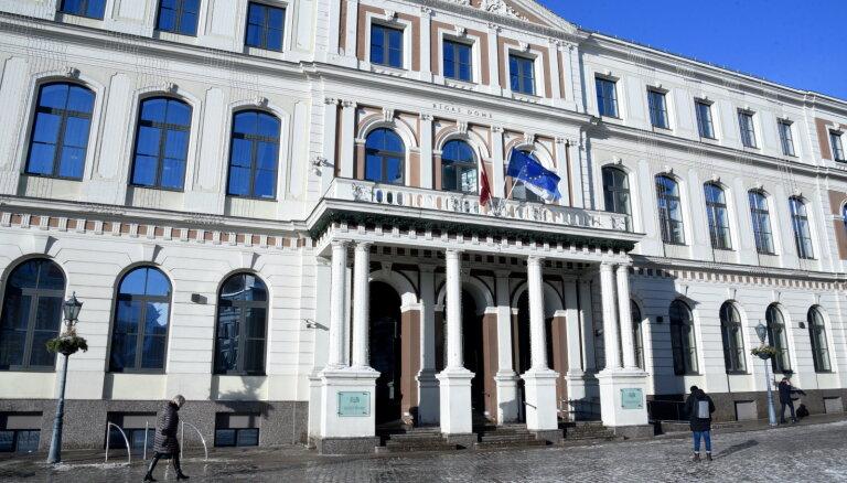 Фракция НКП в Рижской думе начала интересоваться техническими вопросами досрочных выборов