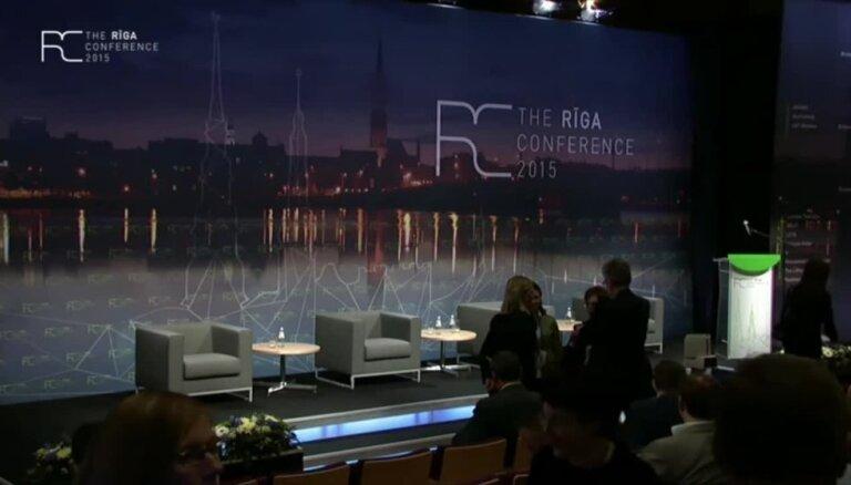 Rīgas konference 2015 - Ievads